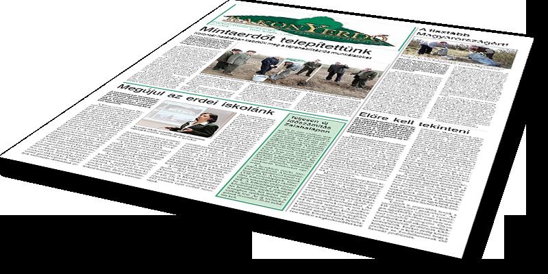 Bakonyerdő Zrt. - Vállalati újság 2011 június