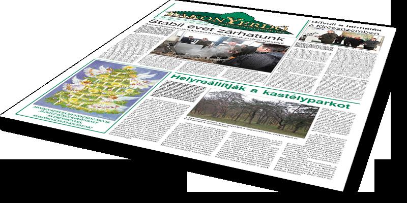 Bakonyerdő Zrt. - Vállalati újság 2012 december