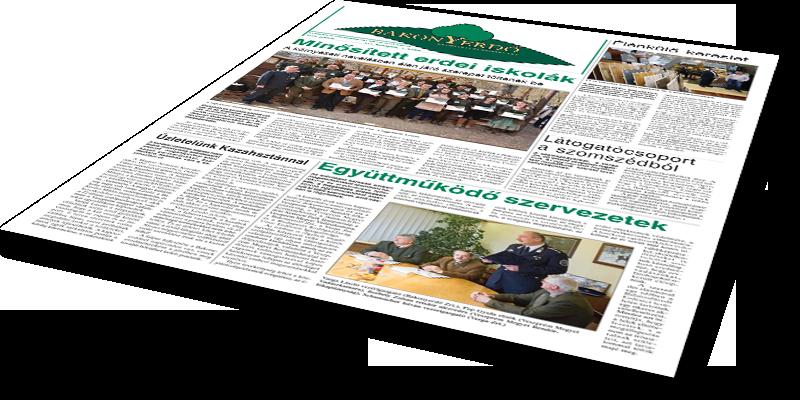 Bakonyerdő Zrt. - Vállalati újság 2015 június