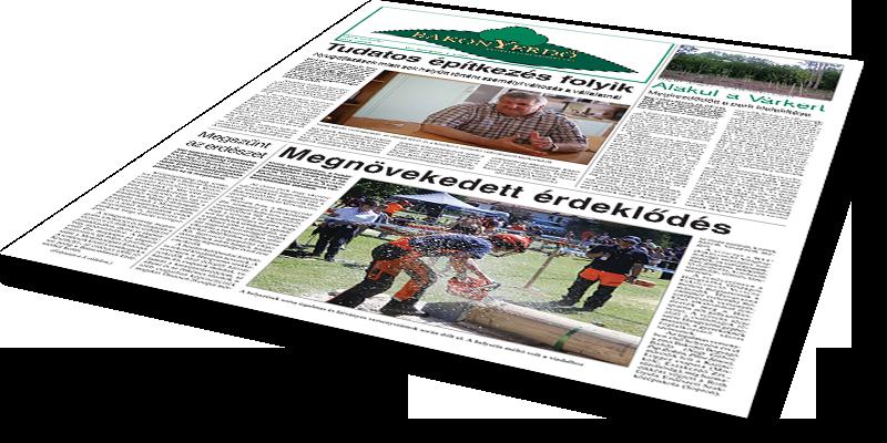 Bakonyerdő Zrt. - Vállalati újság 2016 június