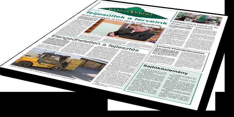 Bakonyerdő Zrt. - Vállalati újság 2017 március