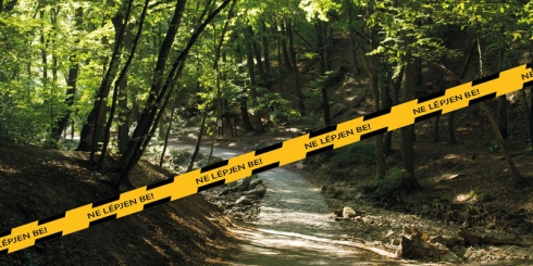 Erdőlátogatási korlátozás a Cuha-völgyben